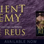 It's Release Day! Ancient Enemy (Ancients Rising) by Katie Reus ~ #Excerpt