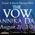 Cover Reveal: The Vow by Dannika Dark – #TheVow #BlackArrowheadSeries #PNR