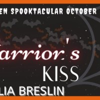 Haunted Halloween Spooktacular: A Warrior's Kiss (Cupid Dating Agency) by Celia Breslin ~ #BookTour #Excerpt #Giveaway