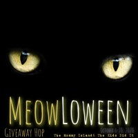 Meowloween Giveaway Hop ~ Oct. 6th - 20th