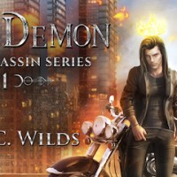 It's Release Day! Blood Demon (Demon Assassin) by A.C. Wilds