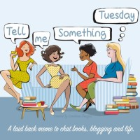 Tell Me Something Tuesday: Bookish Jobs