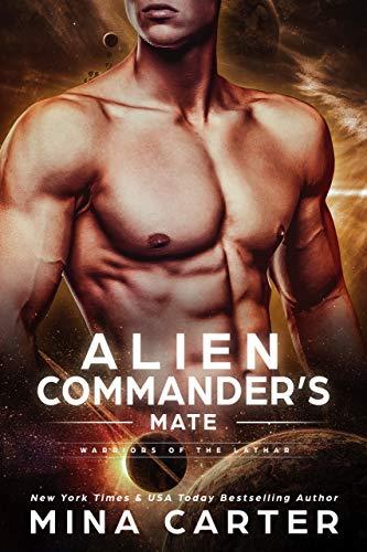Alien Commander's Mate Book Cover