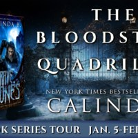Audio Tour: Heart's Blood (The Bloodstone Quadrilogy) by Calinda B. (Narrated by Alex Black) ~ #Excerpt