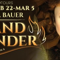 Fire And Cinder (Fairy Tales of the Magicorum) by Christina Bauer ~ #BookTour #Excerpt #Giveaway #YoungAdult