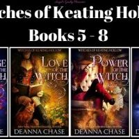 Review: Witches of Keating Hollow (Books 5 - 8) by Deanna Chase