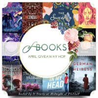 April Of Books Giveaway Hop ~ 1st - 30th