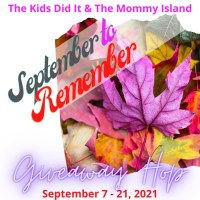 September to Remember Giveaway Hop ~ Sept. 7th - 21st