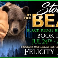 Stolen by Her Bear (Black Ridge Bears #1) by Felicity Heaton ~ #BookTour #Excerpt #Giveaway