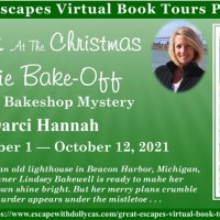 Murder at the Christmas Cookie Bake-Off (Beacon Bakeshop) by Darci Hannah ~ #BookTour
