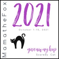 Scaredy Cat Giveaway Hop ~ Oct. 1st - 15th