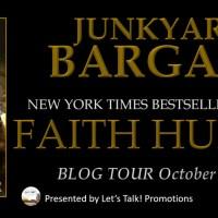 Junkyard Bargain (Junkyard Cats) by Faith Hunter ~ #BookTour #Excerpt