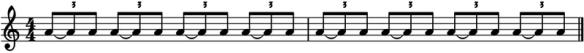 ejemplo shuffle