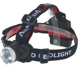 Anaconda Unlimited Systems T6 Kopflampe Reichweite 300m 420Lumen