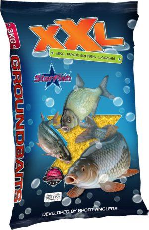 Starfish XXL – 3 Kg Fischfutter In 10 Verschiedenen Sorten