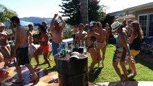 Angels Music Djs Pool Party