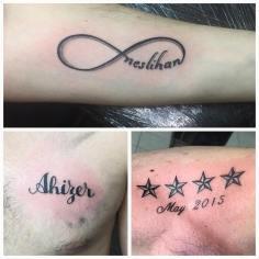 #infinity #tattoo #dovme #dovmesanati #dövme #tattooturkiye  #tattoos #tattooart…
