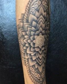 #mandalatattoo #intenzetattooink #tattoo #tattoo #dovme #dovmesanati #dövme #tat…