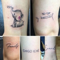#textattoo#elaphanttattoo #intenzetattooink #tattoo #tattoo #dovme #dovmesanati …