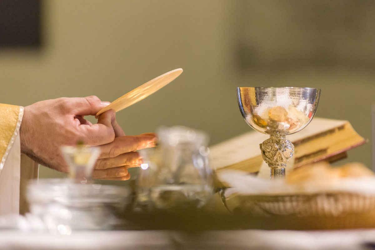 Liturgy Simple Suggestions To Help Improve Parish Sunday Mass Liturgy Of The Eucharist And
