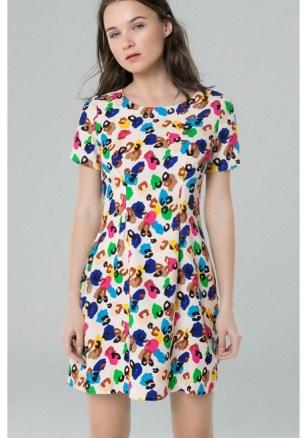 Compañía Fantástica DERBY dress. $87, Fall-Winter 2015.