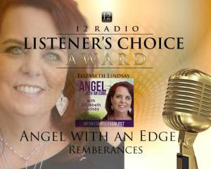 Angel with an Edge by Elizabeth Lindsay - Join the movement!