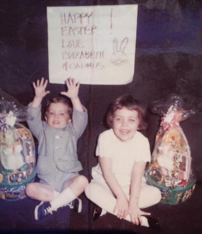 easter picture April 6th 1969