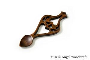 Soulmates Welsh Love Spoon
