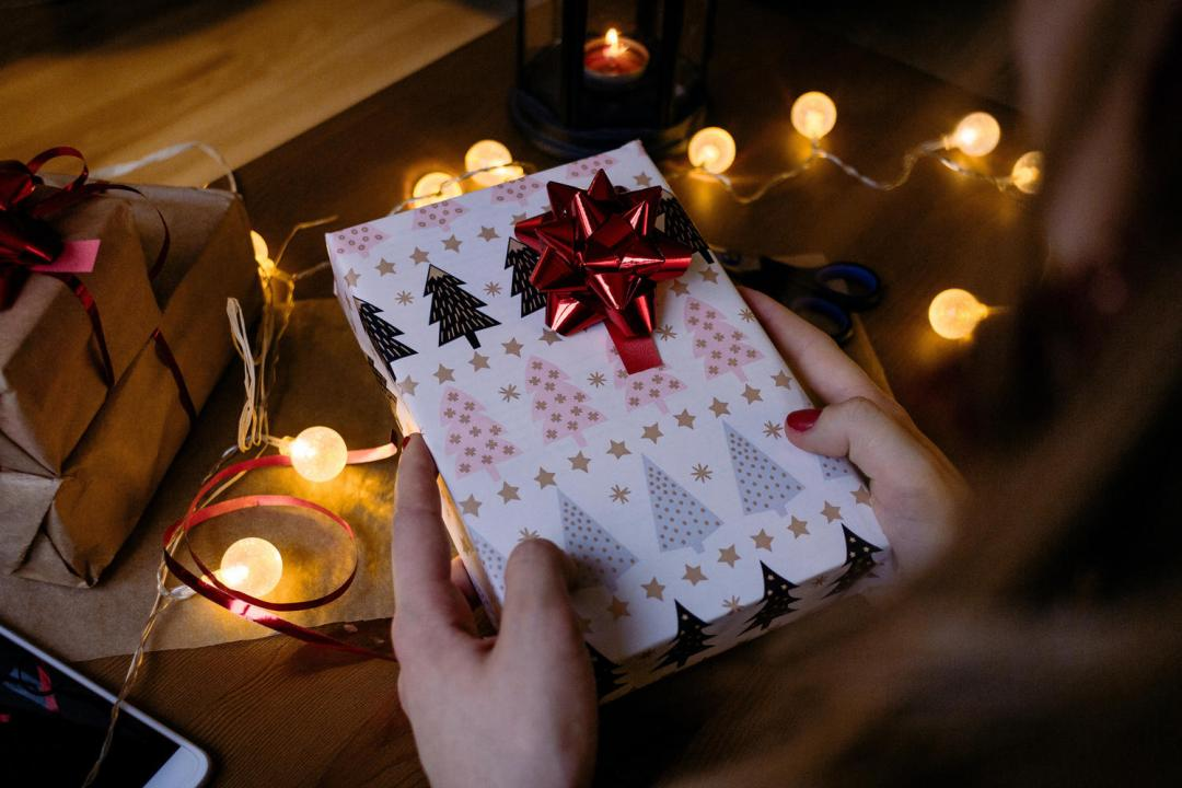 Angel Woodcraft Christmas Gift