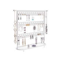 Earring Holder Organizer - Laela White