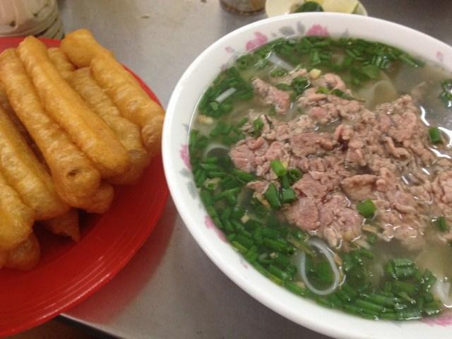 Pho Bo - Beef noodle soup