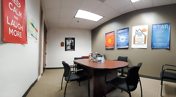 Atlanta Anger Management Classroom Office
