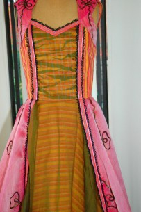 A party dress for playing 2011!