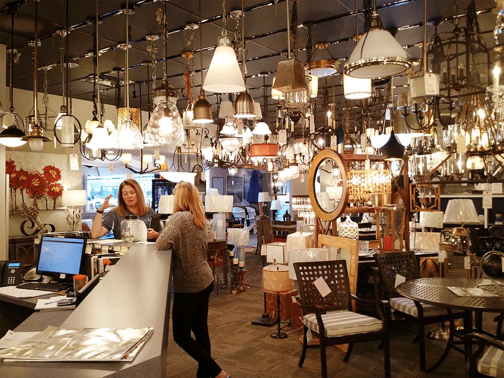 Lighting-Showroom