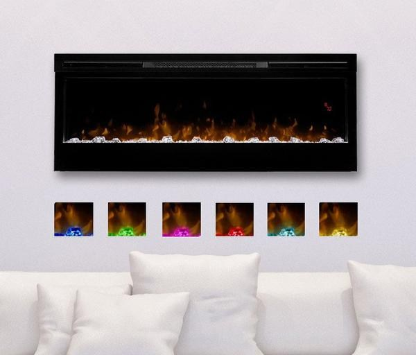 Awe Inspiring Dimplex 50 Linear Electric Fireplace Angersteins Interior Design Ideas Clesiryabchikinfo