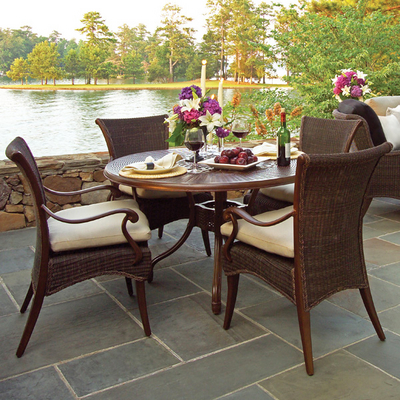 Casual-Patio-Furniture-Lauren-Wicker--Dining-9848