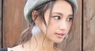 【子どもっぽくならない!】大人可愛い「ベレー帽」の選び方&被り方をマスター!
