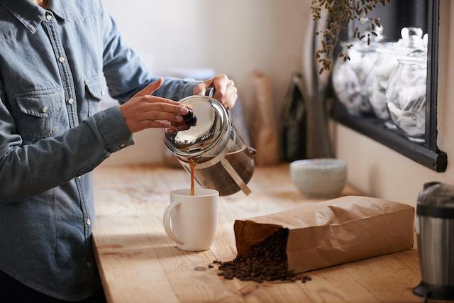 バターコーヒー 作り方 レシピ
