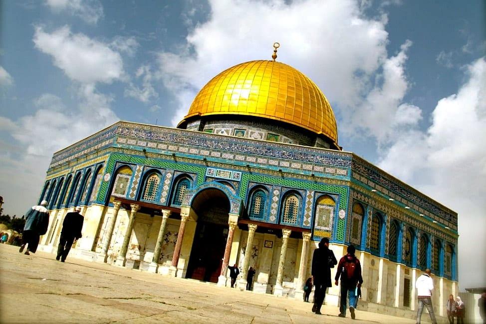 Processing Jerusalem