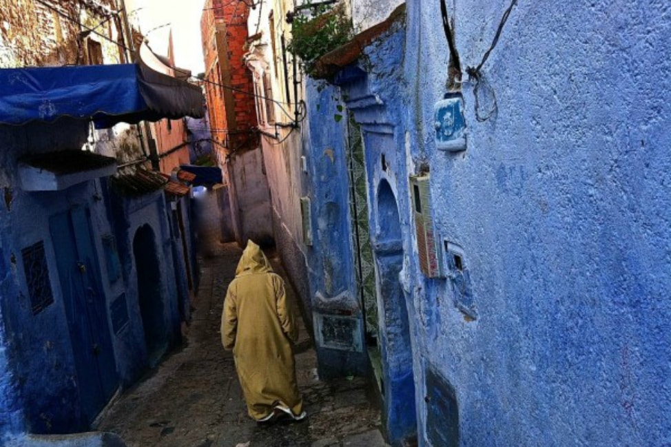 Morocco Jalaba - Things you didn't know about Chefchaouen, Morocco