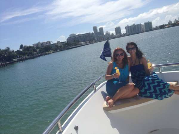 Thinking of changing our name to The Yacht Sisters