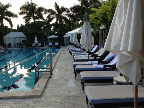 The spa pool at Cheeca Lodge