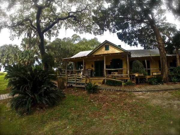 Welcome to The Lodge on Little St. Simons Island