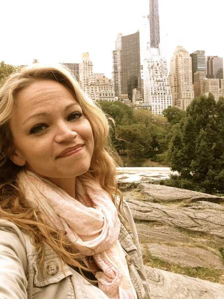 "My ""I miss NYC"" face"