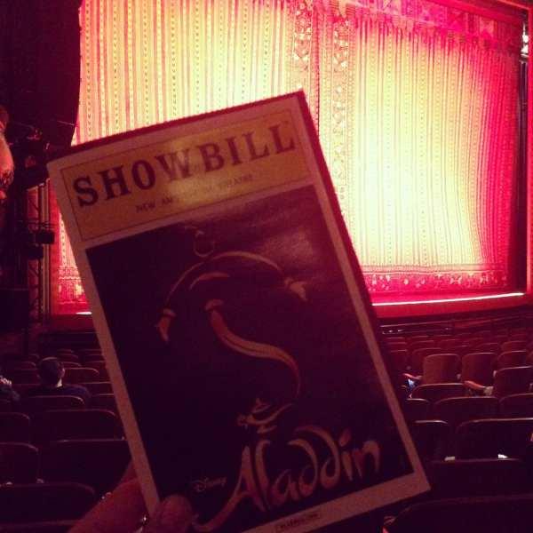 Disney always does a great job on Broadway