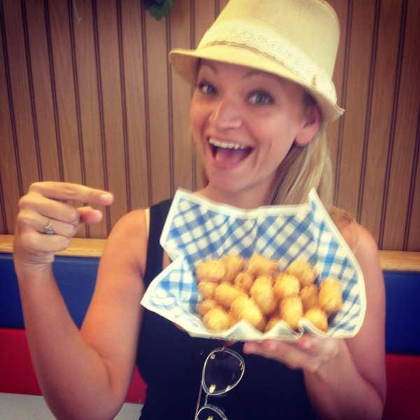 Angie Away, gimme some of your tots!
