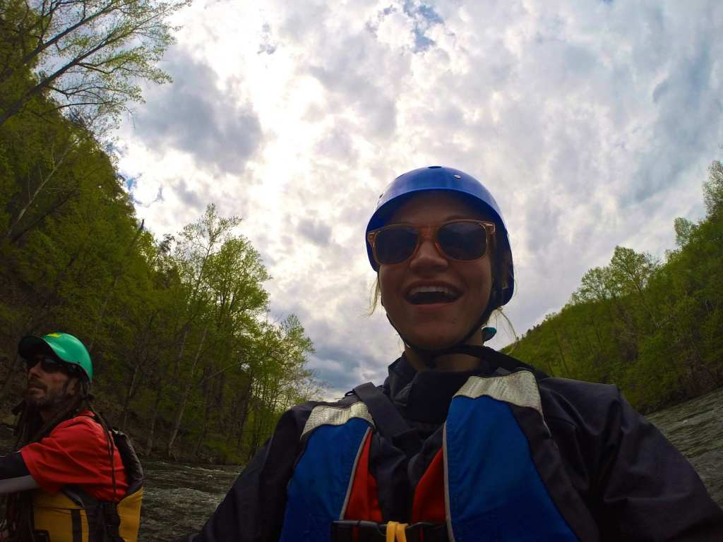 White water rafting in Pigeon Forge, sevierville tennessee