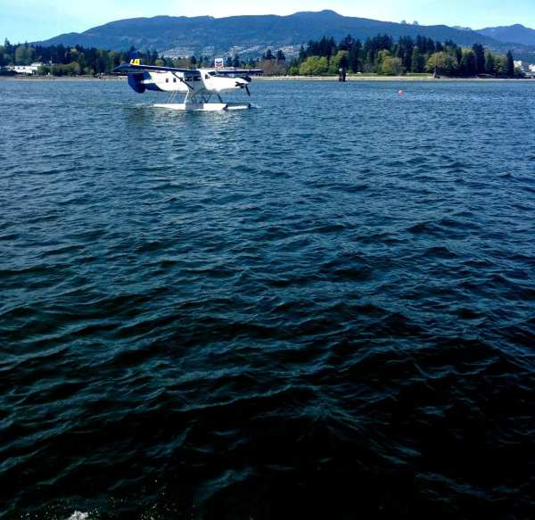 Harbour Air Sea Plane Vancouver