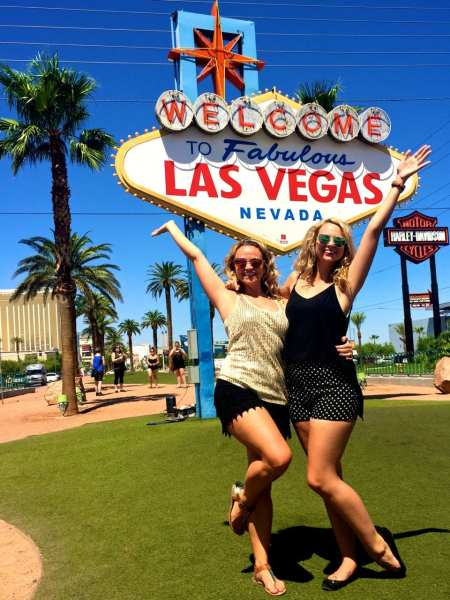 The Jet Sisters in Las Vegas, Round 2