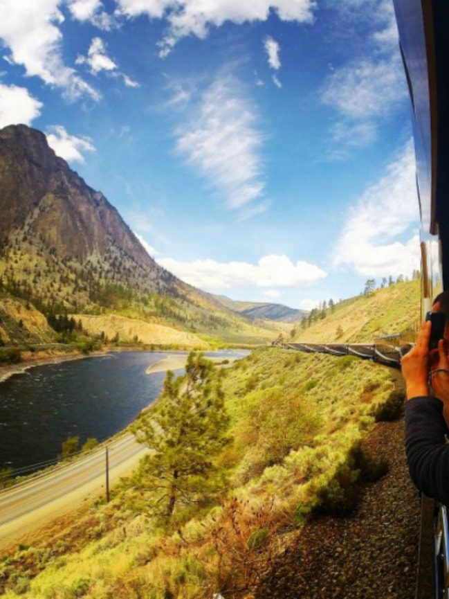 What to pack for the Rocky Mountaineer Train